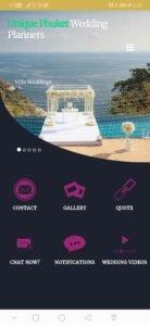 Unique Phuket Communication App