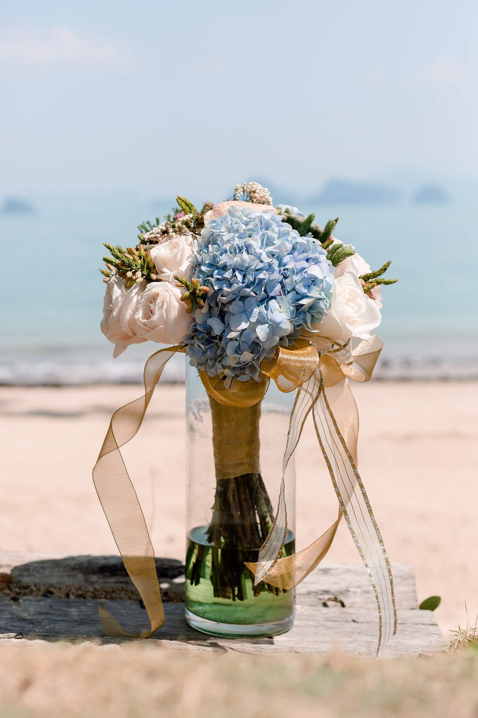 Gilles And Nicole Beach Wedding 25th Jan 2019 Laguna Villas Island 1