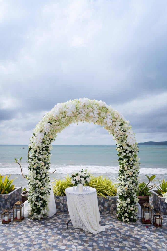Sergej Thip Wedding Andaman Bangtao 10th August 2019 1
